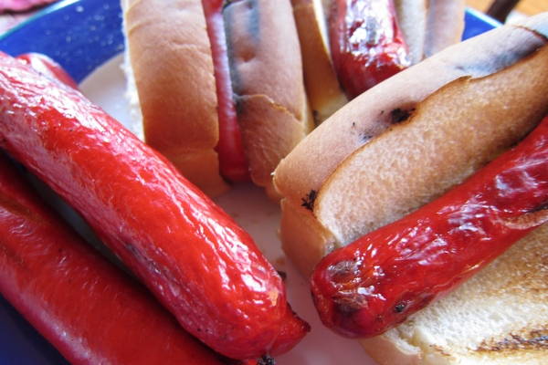 Red Hot Hot Dogs