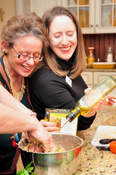 Cooking with Anne Robichaud