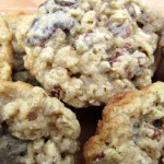 Gluten-Free Chocolate Chip-Pecan-Oatmeal Cookies