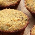 Gluten-Free Butternut Squash and Sage Brown Butter Corn Mini-Muffins