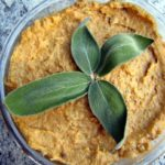 Butternut Squash-Sage-Goat Cheese Spread