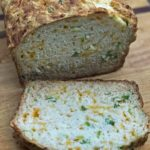 Cheddar-Scallion Beer Bread (Gluten-Free)