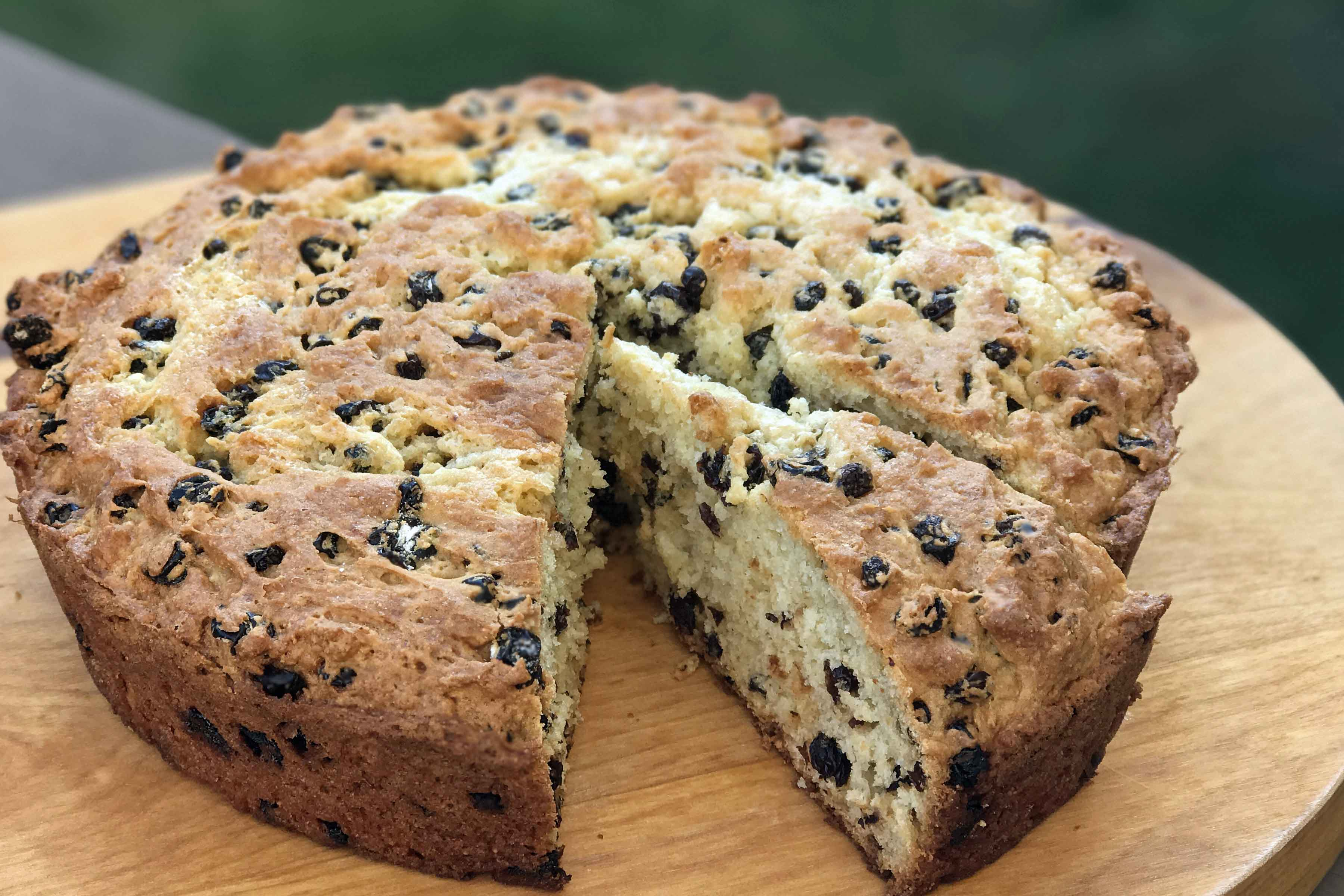 Irish Soda Bread (Gluten-Free) — Riegl Palate