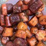 Spanish Marinated Carrots