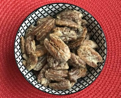 Blue Cheese Pecans