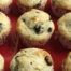 Dark Chocolate Chip-Cherry Muffins (Gluten-Free)